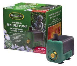 blagdon minipond mf550 ireland donegal