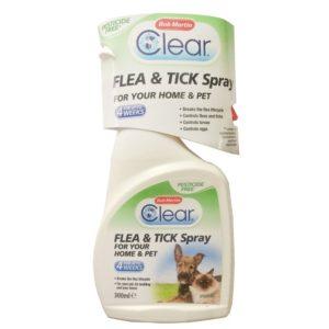 Flea & Tick Spray Bob Martin