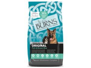 Burns Adult Fish & Brown Rice 12kg