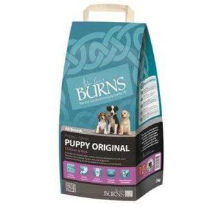 Burns Puppy Original – Chicken & Rice