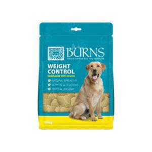 burns weight control chicken oats