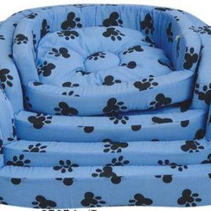 Cheeko Blue /Black Paw Bed