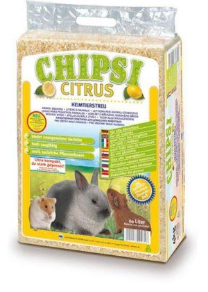 Chipsi Woodchip Citrus 60L