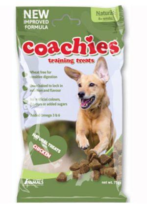 Coachies Training Treats Chicken 200g