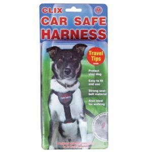 CLIX CAR SAFE HARNESS – MEDIUM