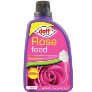 Rose Feed Concentrate by Doff 1 Litre Petworld Ireland