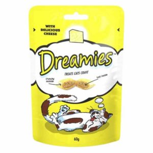 Whiskas Dreamies With Cheese