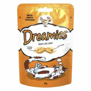 Whiskas Dreamies With Chicken