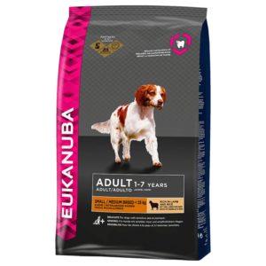 Eukanuba Small/Medium Breed Adult Lamb&Rice Dog Food
