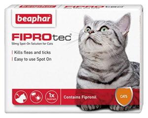 Beaphar Fiprotec Cat Pipette