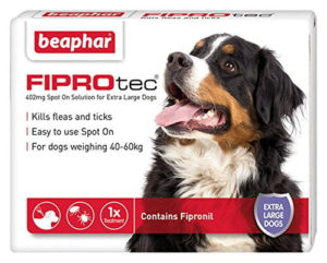 Previous product Next product Beaphar Beaphar FIPROtec Pipette For X Large Dog