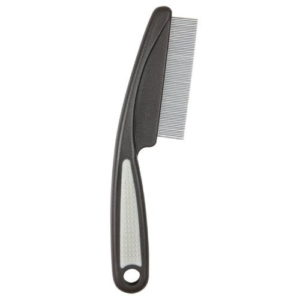 Trixie Flea and Dust Grooming Comb for Dogs and Cats