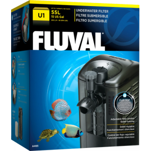 Fluval Underwater Filter U1 250LPH Petworld ireland