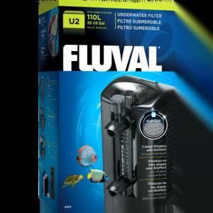 Fluval Underwater Filter U2 400LPH Petworld Ireland
