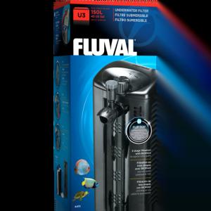 Fluval Underwater Filter U3 800LPH