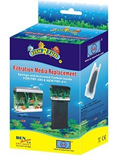 FRF-585 & 511 Filtration Media Replacement Petworld Ireland