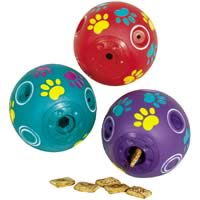 giggle treat ball for dogs