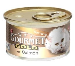 Gourmet Gold Salmon 85g