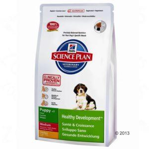 Hill's Puppy Healthy development medium dog food petworld ireland