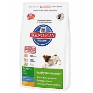 Hill's Puppy Healthy Development Mini with chicken dog food