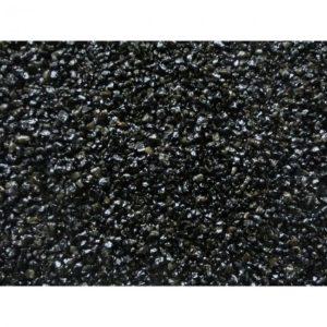 Jet Black Glass Fine Gravel 2kg