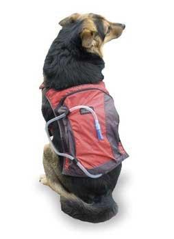 Outward Hound H2O Dog Hydration Pack Large