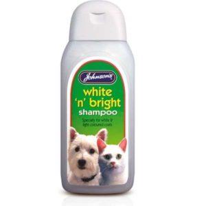 Johnson's White 'n' Bright Shampoo 125ml