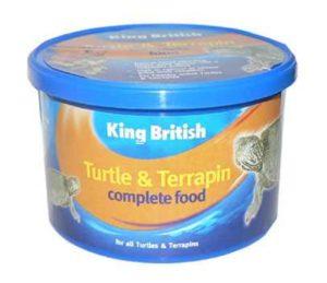KB TURTLE FOOD 80GM