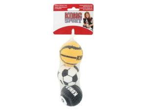 kong 3 pack medium dog balls