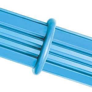 puppy kong teething stick blue