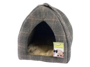 Country Comfort Cat Brown Igloo