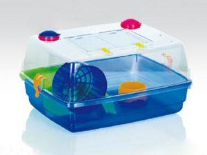 Criceto Junior Deluxe hamster cage.