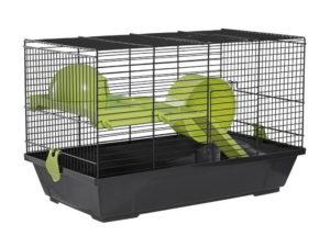 Levitt Hamster 2 Level Cage 51cmw