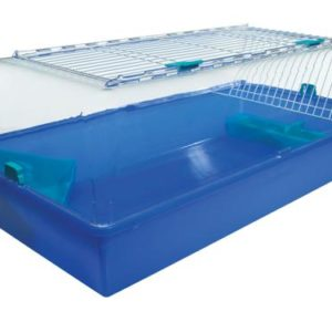 Zoozone Large Dark Blue Small Pets Cage