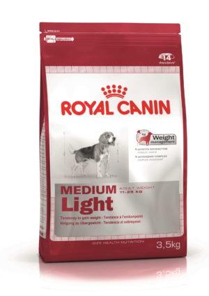 Royal Canin Medium Light 3kg