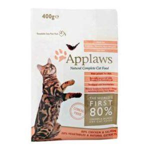 APPLAWS ADULT CAT SALMON 400G