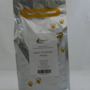 Natures Best Puppy Dog Food 6Kg