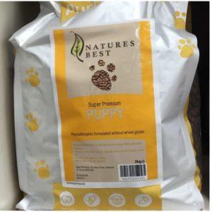 natures best super premium puppy food