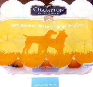 Champion Sport 12PK Tinned dog food