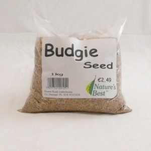 Nature's Best Budgie Seed Petworld Ireland