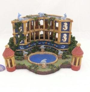 Lagoon arena air ornament