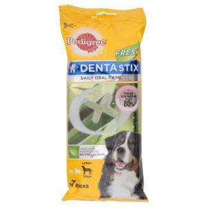 Dentastix Fresh 7pk for large dogs by Pedigree Petworld Ireland