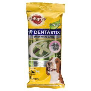 Dentastix Fresh for Medium Dogs 7pk from Pedigree Petworld Ireland