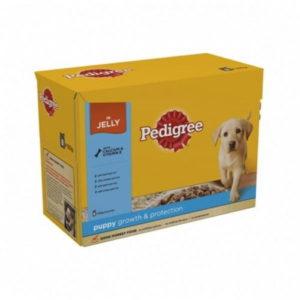 Pedigree Puppy Pouches 12X100G
