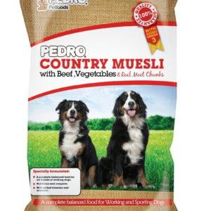 Pedro Country Muesli dog food Petworld Ireland