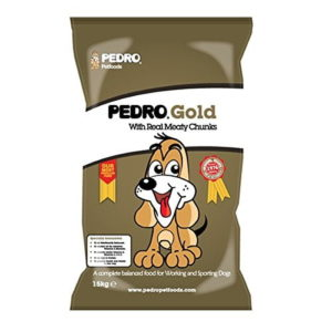 pedro gold dog food