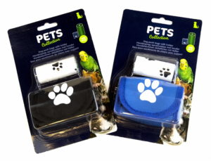 Pet Collection Dog Excrement Holder With 12 Bags