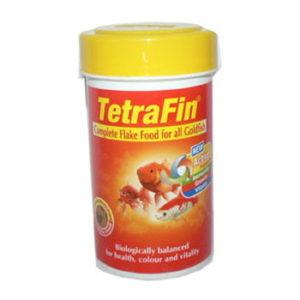 TETRAFIN GOLDFISH FLAKE 20GM