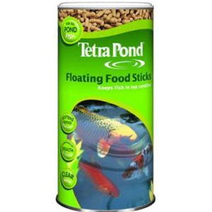Tetra Pond Food Sticks 100g