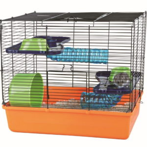 Hamster and rodent cage by Trixie Petworld Ireland